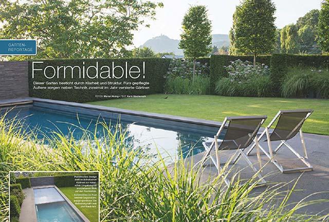 Titelbild des Artikels aus dem GartenFlora-Magazin