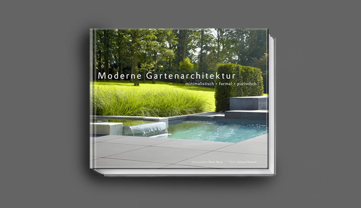 Bild von Buch Moderne Gartenarchitektur von Peter Berg