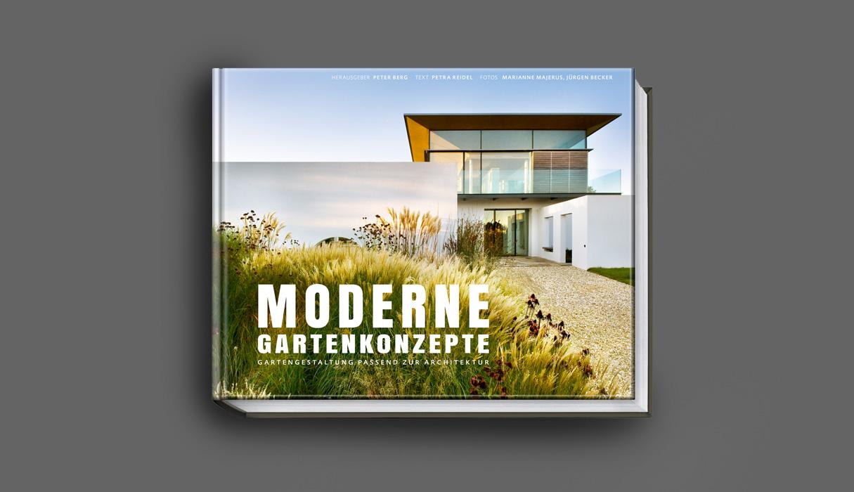 Bild von Buch Moderne Gartenkonzepte von Peter Berg