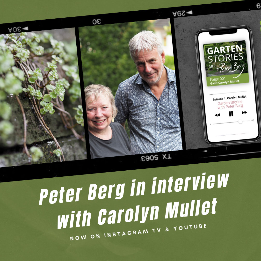 Peter Berg Podcast – Interview mit Carolyn Mullet