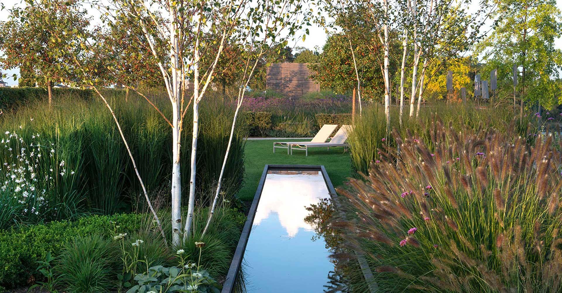 Showgarten für die Landesgartenschau Zülich von Peter Berg Gartendesign