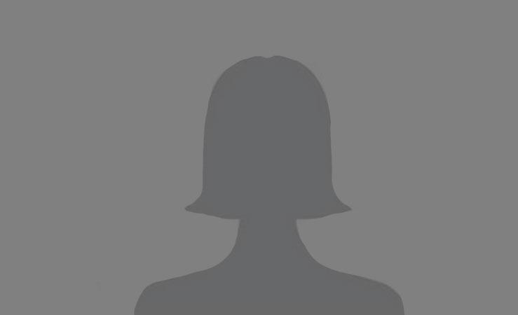 Silhouette einer weiblichen Mitarbeiterin, deren Foto fehlt